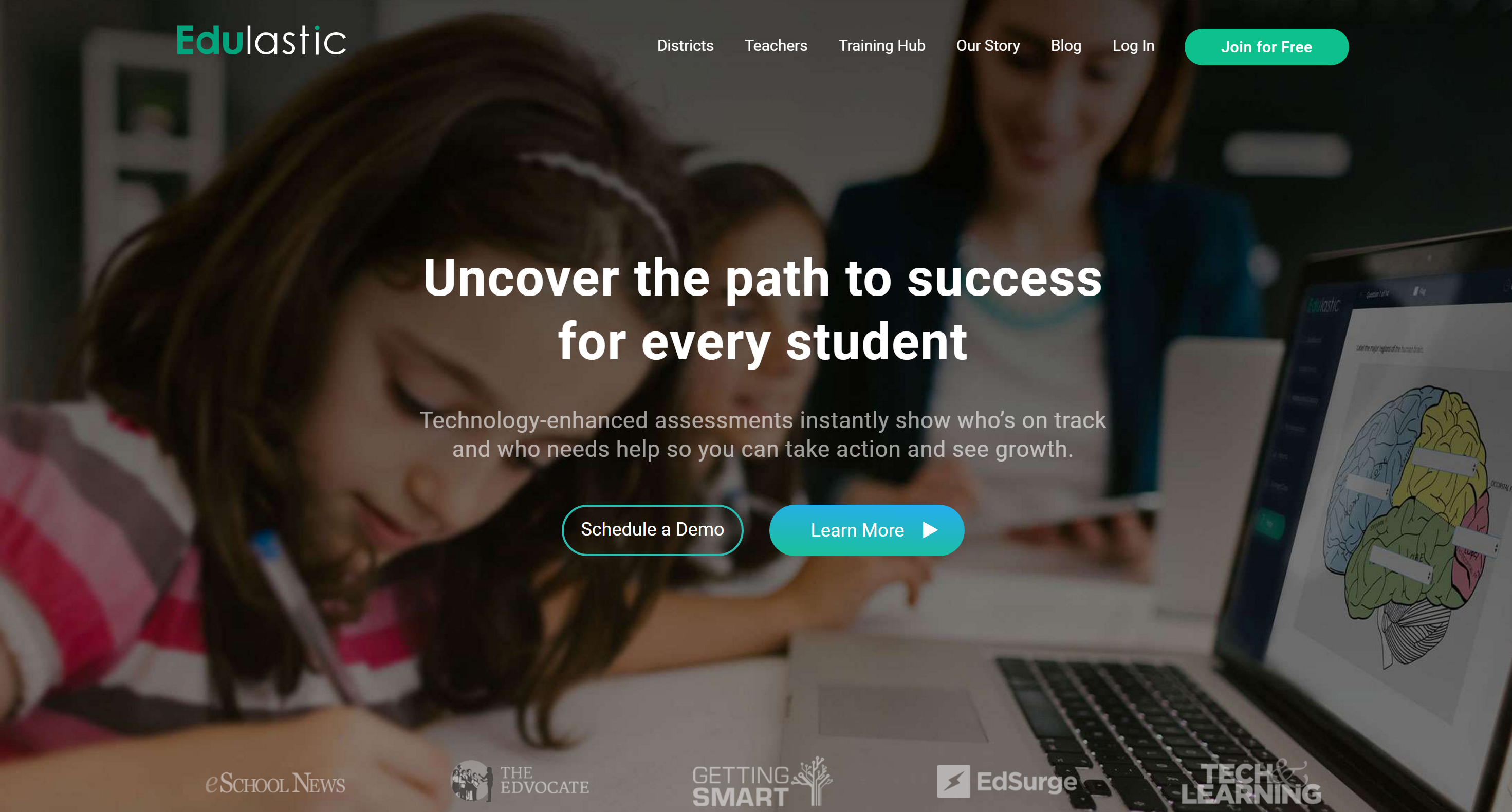 Edulastic – Using the online assessment tool for a year | Technology ...